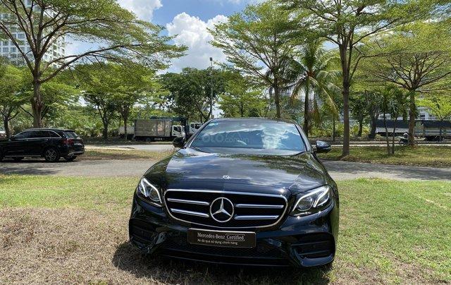 (Xe trưng bày) Mercedes E300 AMG giảm 400 triệu-giao xe ngay - chỉ đóng 2% thuế0