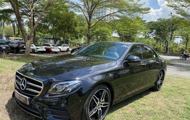 (Xe trưng bày) Mercedes E300 AMG giảm 400 triệu-giao xe ngay - chỉ đóng 2% thuế1