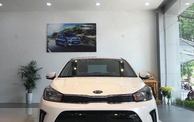 [Kia Bắc Ninh] Kia Soluto MT, đời 2020, màu trắng, giao xe nhanh toàn quốc0