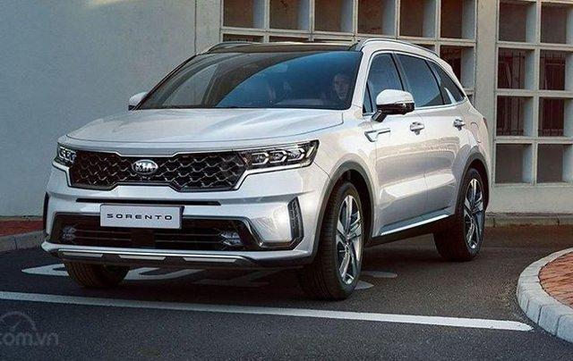 [Kia Bắc Ninh] Kia Sorento Deluxe 2.4GAT, đời 2020, có sẵn xe, giao nhanh toàn quốc0