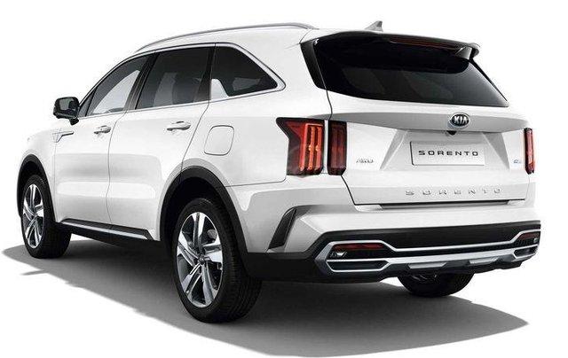 [Kia Bắc Ninh] Kia Sorento Deluxe 2.4GAT, đời 2020, có sẵn xe, giao nhanh toàn quốc12