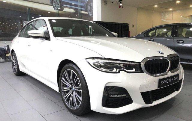 Bán BMW 3 Series 330i M Sport năm 2020, màu trắng, nhập khẩu0