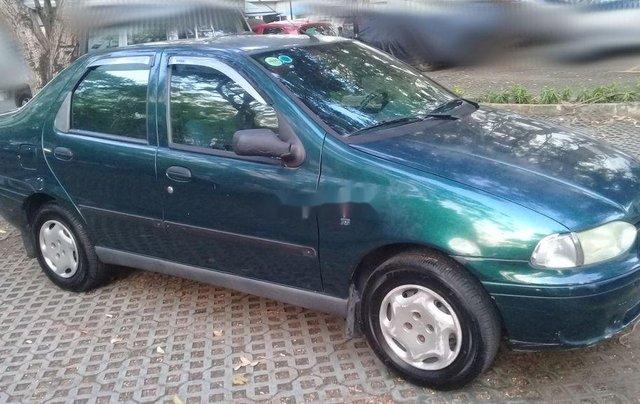 Cần bán Fiat Siena sản xuất năm 2003, màu xanh, 100 triệu0