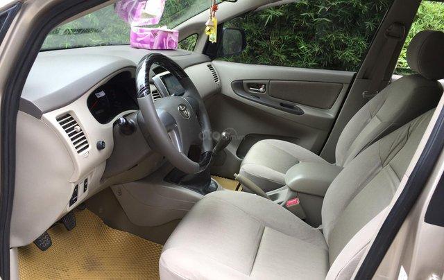 Chính chủ tôi cần bán chiếc Toyota Innova 2.0E xịn bản đủ, sản xuất 20155