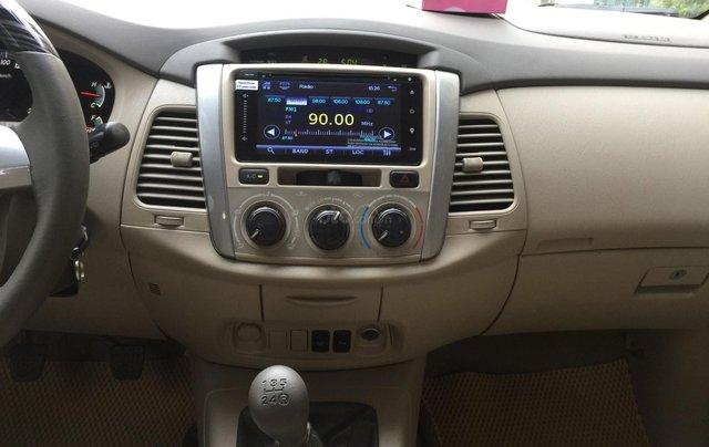 Chính chủ tôi cần bán chiếc Toyota Innova 2.0E xịn bản đủ, sản xuất 201510