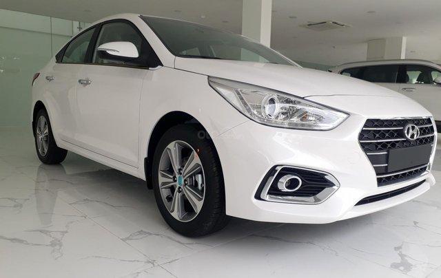 Hyundai Accent 2020 đủ phiên bản, giá tốt sẵn xe, kèm nhiều khuyến mãi, hỗ trợ trả góp 85%0