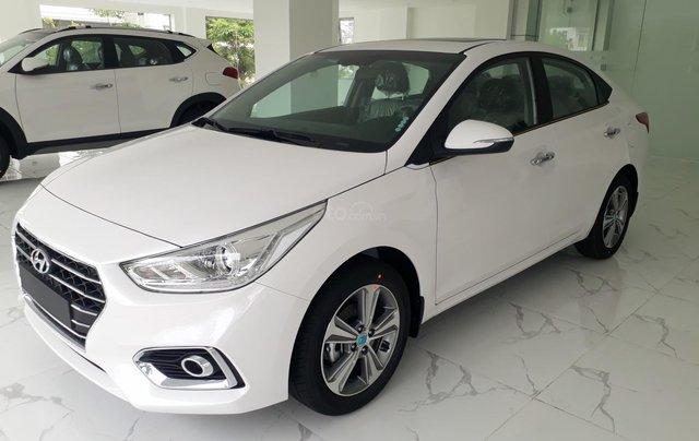 Hyundai Accent 2020 đủ phiên bản, giá tốt sẵn xe, kèm nhiều khuyến mãi, hỗ trợ trả góp 85%4