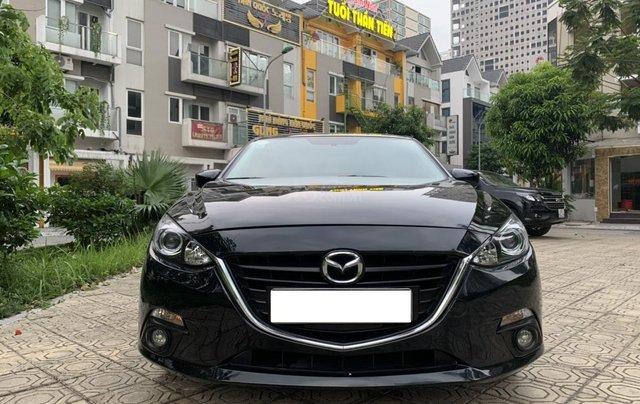 Bán Mazda 3 sản xuất năm 2015, 498 triệu0