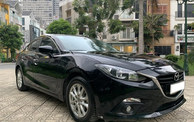 Bán Mazda 3 sản xuất năm 2015, 498 triệu1