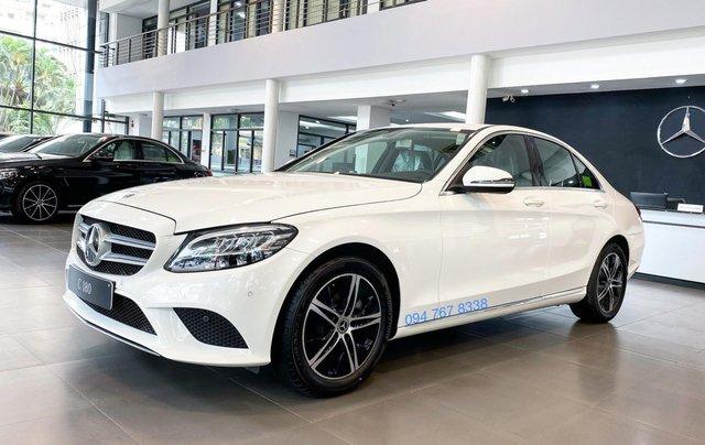 Mercedes C180 2020 đủ màu, giao xe ngay, giá khuyến mại tốt nhất - tặng bảo hiểm 2 chiều0