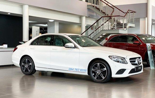 Mercedes C180 2020 đủ màu, giao xe ngay, giá khuyến mại tốt nhất - tặng bảo hiểm 2 chiều1