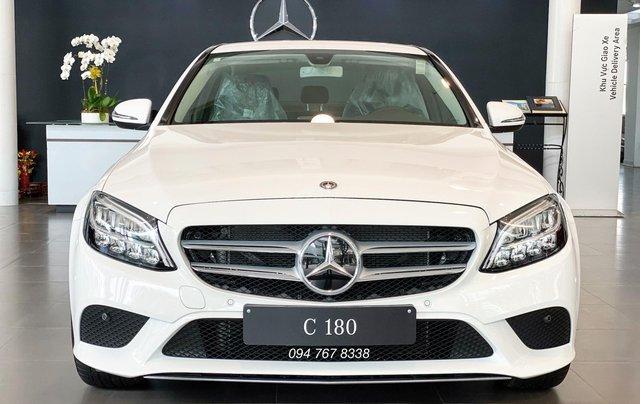 Mercedes C180 2020 đủ màu, giao xe ngay, giá khuyến mại tốt nhất - tặng bảo hiểm 2 chiều2