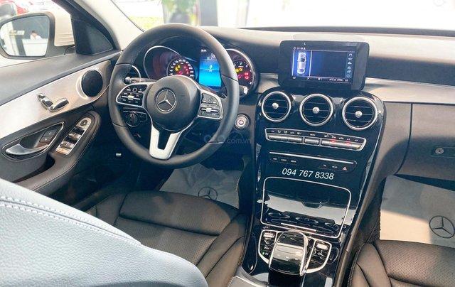 Mercedes C180 2020 đủ màu, giao xe ngay, giá khuyến mại tốt nhất - tặng bảo hiểm 2 chiều7