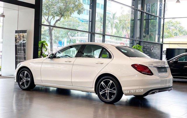 Mercedes C180 2020 đủ màu, giao xe ngay, giá khuyến mại tốt nhất - tặng bảo hiểm 2 chiều9