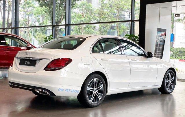 Mercedes C180 2020 đủ màu, giao xe ngay, giá khuyến mại tốt nhất - tặng bảo hiểm 2 chiều10
