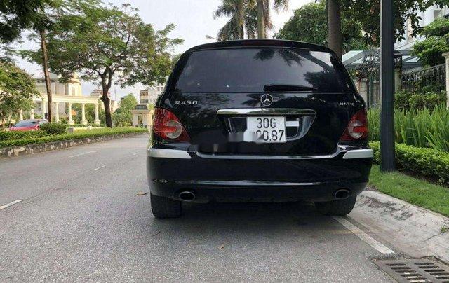 Bán Mercedes R350 sản xuất 2007, màu đen, xe nhập4