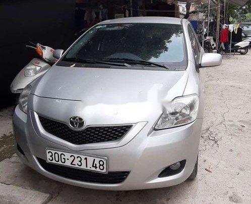 Bán Toyota Yaris sản xuất năm 2008, màu bạc, nhập khẩu nguyên chiếc xe gia đình, giá tốt2