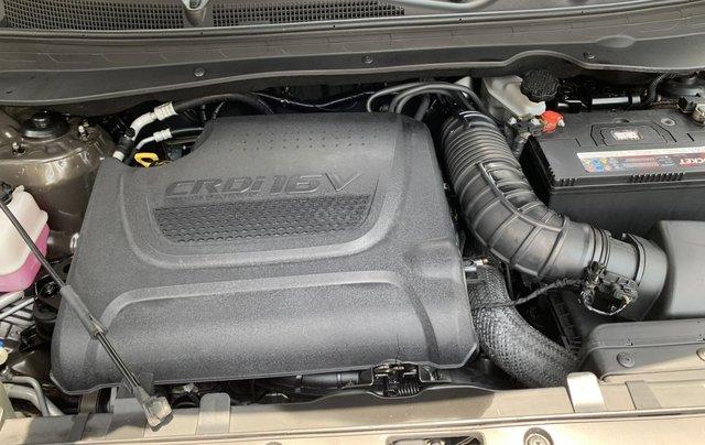 Bán Kia Sportage sản xuất năm 2011 màu nâu, đã đi 48000 km6