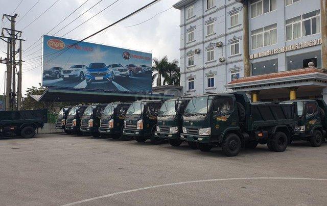 Hải Dương bán xe Hoa Mai Ben 4.65 tấn đời 2020 thùng 4 khối0