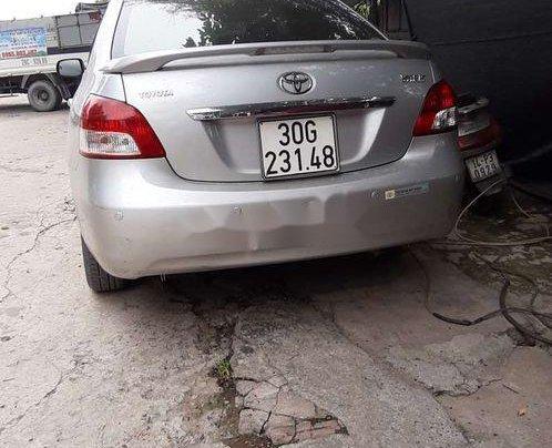 Bán Toyota Yaris sản xuất năm 2008, màu bạc, nhập khẩu nguyên chiếc xe gia đình, giá tốt1