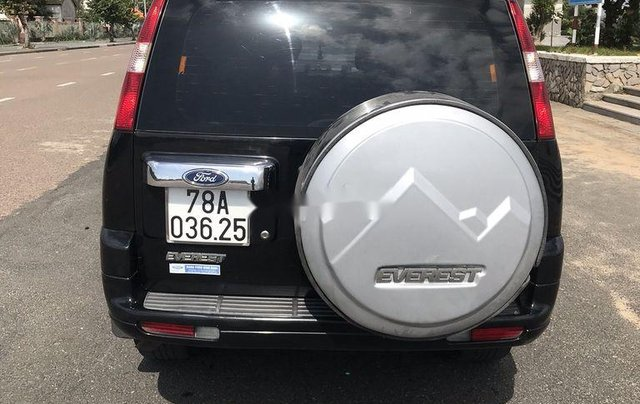 Bán Ford Everest đời 2007, màu đen, xe nhập2