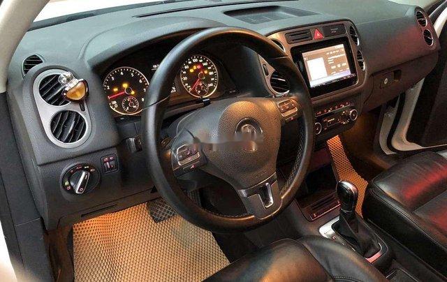 Bán Volkswagen Tiguan đời 2010, màu trắng6