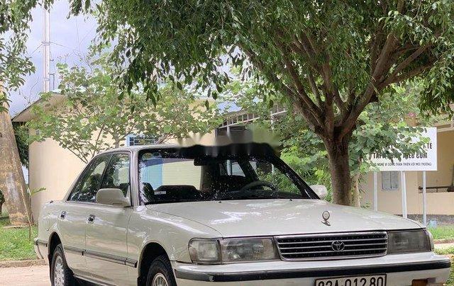 Cần bán xe Toyota Cressida sản xuất năm 1993, màu trắng0