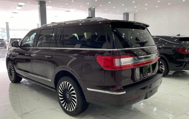 Bán xe Lincoln Navigator L Black Label, màu cherry, sản xuất 2020, nhập nguyên chiếc từ Mỹ, xe giao ngay, giá tốt2