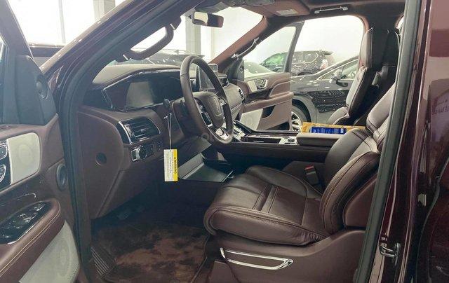 Bán xe Lincoln Navigator L Black Label, màu cherry, sản xuất 2020, nhập nguyên chiếc từ Mỹ, xe giao ngay, giá tốt11