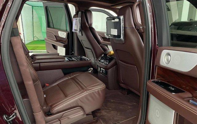 Bán xe Lincoln Navigator L Black Label, màu cherry, sản xuất 2020, nhập nguyên chiếc từ Mỹ, xe giao ngay, giá tốt7