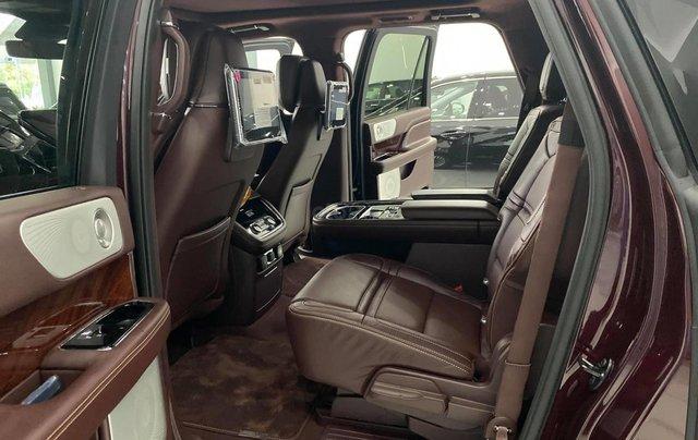 Bán xe Lincoln Navigator L Black Label, màu cherry, sản xuất 2020, nhập nguyên chiếc từ Mỹ, xe giao ngay, giá tốt12