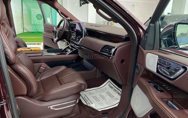 Bán xe Lincoln Navigator L Black Label, màu cherry, sản xuất 2020, nhập nguyên chiếc từ Mỹ, xe giao ngay, giá tốt6
