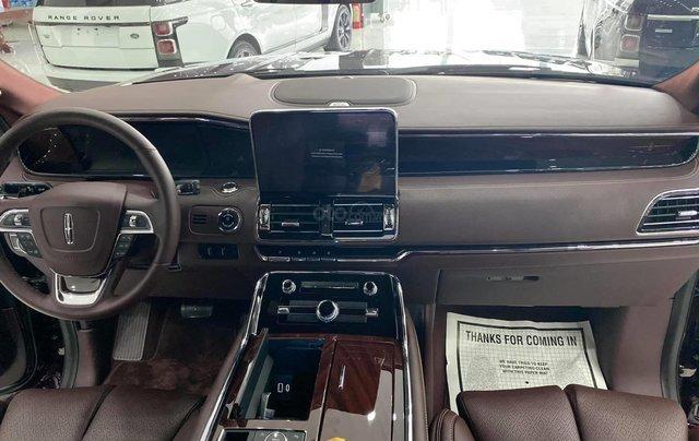 Bán xe Lincoln Navigator L Black Label, màu cherry, sản xuất 2020, nhập nguyên chiếc từ Mỹ, xe giao ngay, giá tốt8