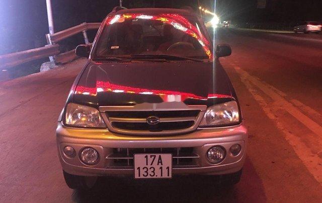 Bán xe Daihatsu Terios 2005, màu xanh lục, xe nhập  4