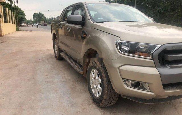 Cần bán lại xe Ford Ranger sản xuất 2016, nhập khẩu, giá 525tr0