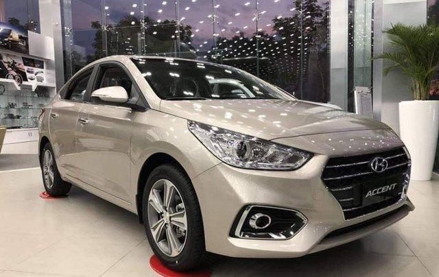 Bán xe Hyundai Accent năm 2020, giá tốt0