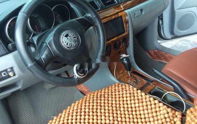 Bán xe Mazda 3 2004, màu bạc, 215tr2