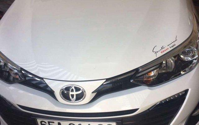 Bán Toyota Vios G đời 2019, màu trắng, nhập khẩu0