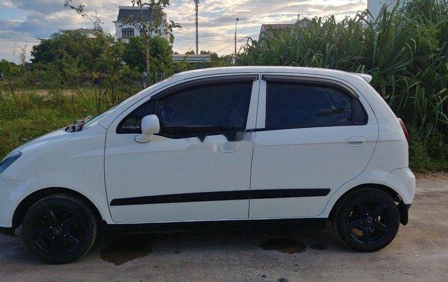 Bán Chevrolet Spark 2012, màu trắng, 108 triệu6