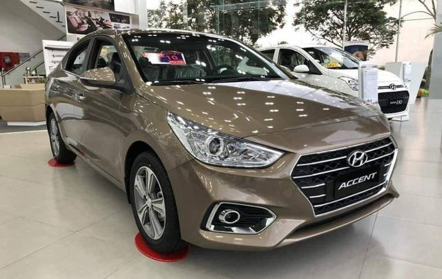 Bán xe Hyundai Accent năm 2020, giá tốt3
