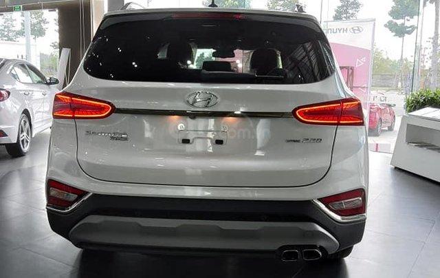 Cần bán xe Hyundai Santa Fe dầu cao cấp 2020, giảm 50% thuế trước bạ, tặng 15 triệu tiền mặt + phụ kiện chính hãng5