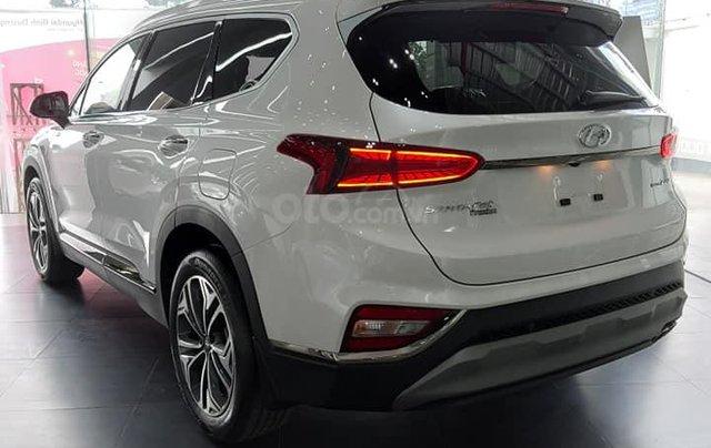 Cần bán xe Hyundai Santa Fe dầu cao cấp 2020, giảm 50% thuế trước bạ, tặng 15 triệu tiền mặt + phụ kiện chính hãng6