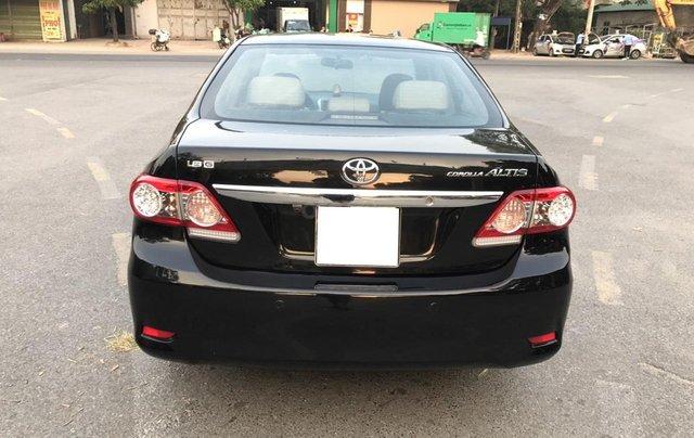 Toyota Corolla Altis 1.8G cuối 2011, số tay, màu đen 1 chủ mua đi từ mới - lốp 2011 nguyên, sơ cua chưa hạ, mới quá đi14