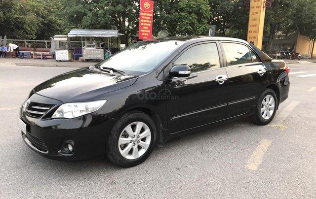 Toyota Corolla Altis 1.8G cuối 2011, số tay, màu đen 1 chủ mua đi từ mới - lốp 2011 nguyên, sơ cua chưa hạ, mới quá đi2