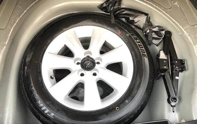 Toyota Corolla Altis 1.8G cuối 2011, số tay, màu đen 1 chủ mua đi từ mới - lốp 2011 nguyên, sơ cua chưa hạ, mới quá đi12