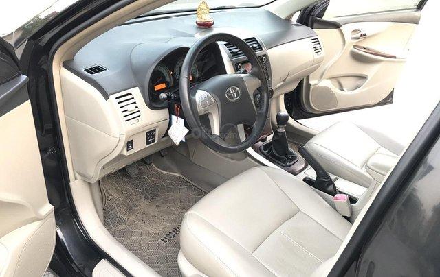 Toyota Corolla Altis 1.8G cuối 2011, số tay, màu đen 1 chủ mua đi từ mới - lốp 2011 nguyên, sơ cua chưa hạ, mới quá đi3