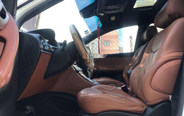 Cần bán lại xe Luxgen U7 2012, nhập khẩu nguyên chiếc còn mới, giá 390tr8