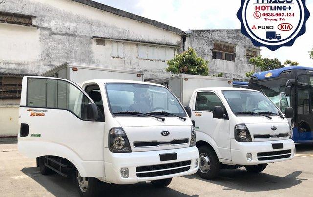 Xe tải Kia K250/K200 xe tải Kia 2T4 - giá cập nhật mới nhất 2020 - mới 100% - trả góp 75% - Thaco Thủ Đức0