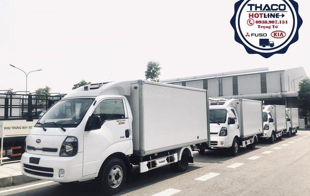 Xe tải Kia K250/K200 xe tải Kia 2T4 - giá cập nhật mới nhất 2020 - mới 100% - trả góp 75% - Thaco Thủ Đức4