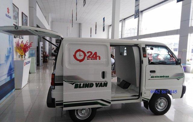 Cần bán xe Suzuki Blind Van sản xuất năm 2020, màu trắng khuyến mãi4